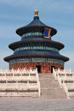 Temple of Heaven. In Beijing, China Royalty Free Stock Images