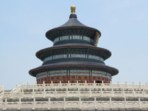Temple of heaven 2 Royalty Free Stock Image