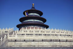 Temple of Heaven. Beijing, China Royalty Free Stock Photo