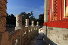 The Temple of Heaven Royalty Free Stock Image