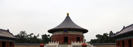 Temple of Heaven (Altar of Heaven), Beijing, China Stock Images
