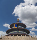 Temple of Heaven (Altar of Heaven), Beijing, China Stock Photos