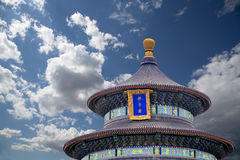 Temple of Heaven (Altar of Heaven), Beijing, China Stock Photos