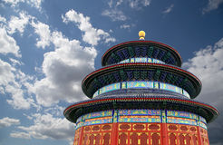 Temple of Heaven (Altar of Heaven), Beijing, China Royalty Free Stock Photography