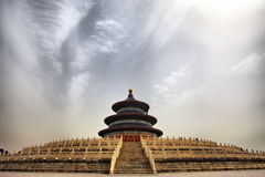 The Temple of Heaven, Beijing Stock Photo