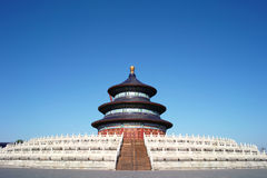 Temple Of Heaven, Beijing Royalty Free Stock Image