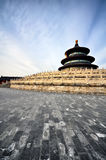 Temple of Heaven of Beijing Royalty Free Stock Image