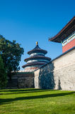 Temple of Heaven in Beijing Royalty Free Stock Photography