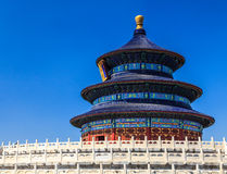 Temple of Heaven in Beijing Stock Photos