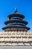 Temple of Heaven in Beijing Stock Image