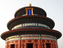 Temple of Heaven Beijing Royalty Free Stock Photo