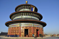 Temple of Heaven ,Beijing,China Stock Photos