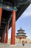 The Temple of Heaven in Beijing, China Royalty Free Stock Image