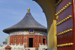 The Temple of Heaven in Beijing, China Stock Photos
