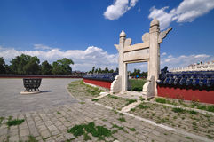 Temple of Heaven ,Beijing,China Stock Image