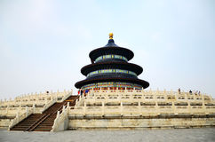 The temple of heaven in Beijing, China Stock Image