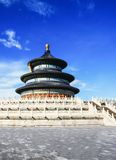 Temple of heaven, Beijing, China 2 Royalty Free Stock Photos