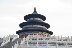 Temple of Heaven ,beijing China Royalty Free Stock Images