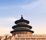 Temple of Heaven ,beijing China Royalty Free Stock Photos