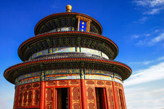 Temple of heaven, Beijing, China 4 Stock Photography