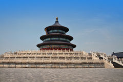 Temple of heaven Royalty Free Stock Photos