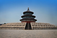 Temple of heaven. Beijing, china Royalty Free Stock Image