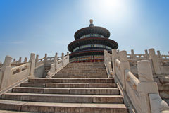Temple of heaven. Beijing, china Stock Photography