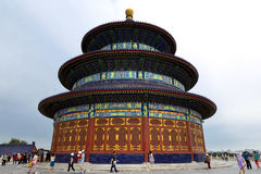 Temple of Heaven, Beijing, China Stock Photography