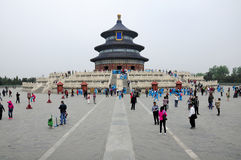 Temple of Heaven Beijing China Royalty Free Stock Image