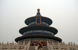 The Temple of Heaven, Beijing, China Stock Photo