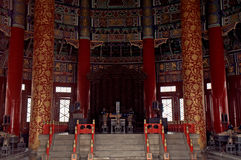 The Temple of Heaven, Beijing, China Stock Image