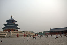 The Temple of Heaven, Beijing, China Royalty Free Stock Image