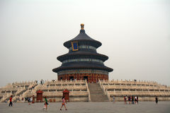 The Temple of Heaven, Beijing, China Stock Photos