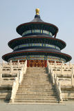 Temple of heaven beijing china Royalty Free Stock Photos