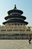 Temple Of Heaven, Beijing, China Royalty Free Stock Photo