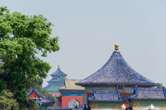 The Temple of Heaven in Beijing, China Stock Photography