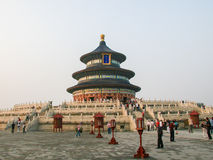 Temple of Heaven in Beijing, China Royalty Free Stock Photos