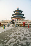 Temple of Heaven in Beijing, China Stock Photo