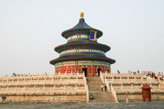 Temple of Heaven in Beijing, China Stock Images