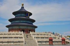 Temple of Heaven in Beijing Stock Images