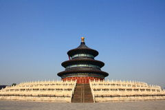 Temple Of Heaven in Beijing Royalty Free Stock Images