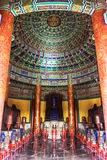 The temple of heaven in Beijing Stock Image