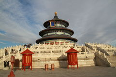 Temple of Heaven in Beijing. Temple of Heaven in Tian Tan park, Beijing, China Royalty Free Stock Images