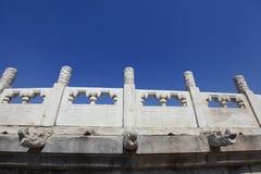 Temple of Heaven in Beijing Stock Photography