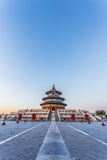Temple of Heaven of Beijing Stock Photo