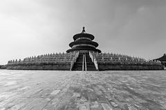 Temple of Heaven, Beijing Royalty Free Stock Photo