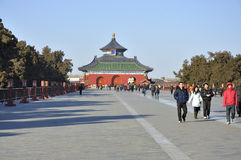Temple of Heaven ,Beijing,China Royalty Free Stock Image