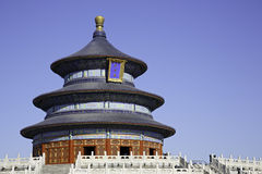 Temple of Heaven. Of China Royalty Free Stock Photo