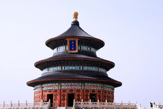 Temple of Heaven in China Royalty Free Stock Photo