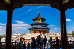 Temple of heaven, china Stock Photo